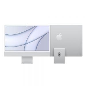 iMac, 2021, 24-inch, Apple M1, 512GB SSD, 16GB RAM, Silver