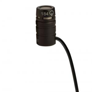 Shure MX184 Lavalier Condenser Microphone