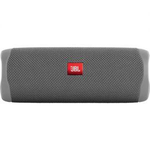 JBL Flip 5 Portable Bluetooth Speaker, Gray Stone
