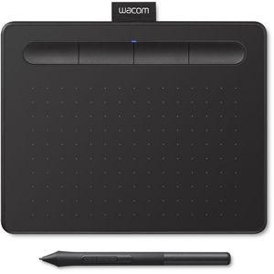 Wacom Intuos Drawing Tablet, Small, Black