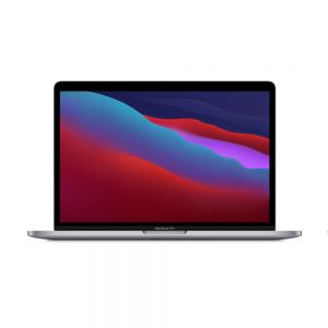 CTO 13-inch MacBook Pro: Apple M1 chip with 8-core CPU and 8-core GPU - Space Gray; 16GB/512GB