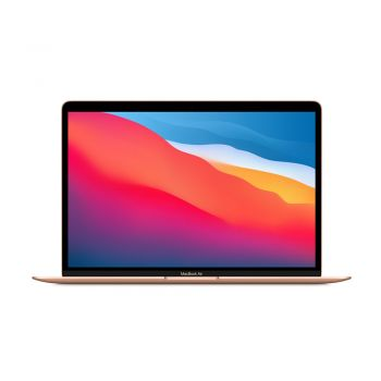 Macbook Air, 2020, Apple M1, 256GB SSD, 8GB RAM, Gold