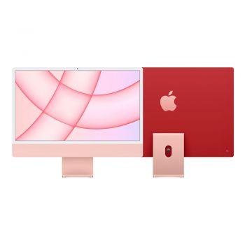 iMac, 2021, 24-inch, Apple M1, 512GB SSD, 8GB RAM, Pink
