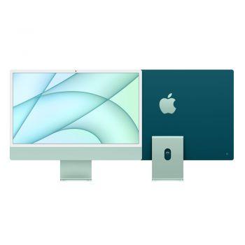iMac, 2021, 24-inch, Apple M1, 256GB SSD, 8GB RAM, 7-core GPU, Green