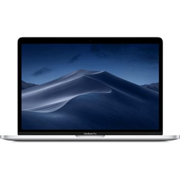 Macbook Pro 13-inch, 2019, i5, 512GB SSD, 8GB RAM, Silver