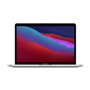 Macbook Pro 13-inch, 2020, Apple M1, 256GB SSD, 8GB RAM, Silver