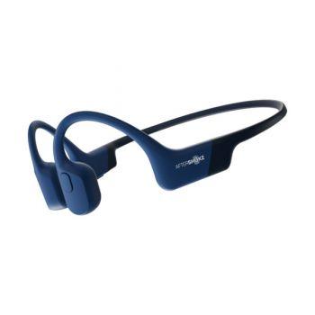 AfterShokz Aeropex Open-Ear Endurance Headphones, Blue Eclipse