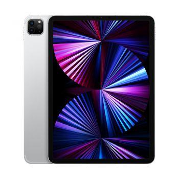 iPad Pro 11-inch (3rd Gen), 128GB, Silver, Cellular