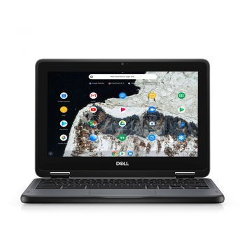 Dell Chromebook 3100 2-in-1, 11-inch, 32GB SSD, Touchscreen