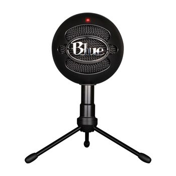 Blue Snowball ICE Microphone, Black