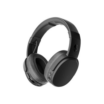 Skullcandy Crusher Wireless Over-Ear Headphones, Black