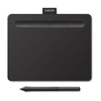 Wacom Intuos Drawing Tablet, Small, Black