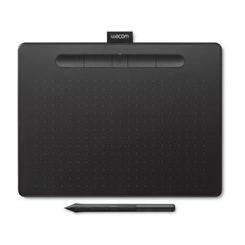 Wacom Intuos Drawing Tablet, Medium, Black