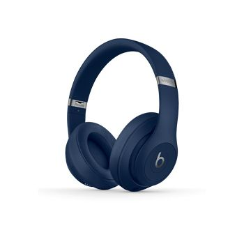 Beats Studio3 Wireless Over‑Ear Headphones, Blue