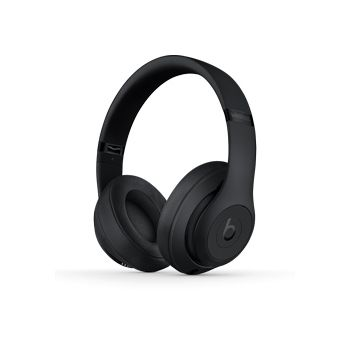 Beats Studio3 Wireless Over‑Ear Headphones, Black