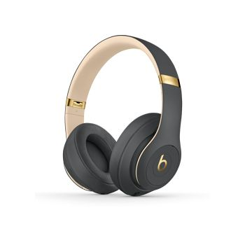 Beats Studio3 Wireless On-Ear Headphones, Shadow Gray