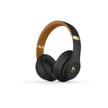 Beats Studio3 Wireless On-Ear Headphones, Midnight Black