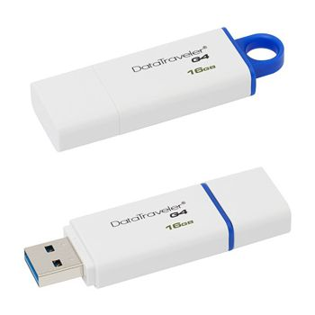 Kingston DataTraveler 16GB USB Flash Drive