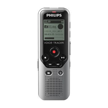 Philips VoiceTracer Audio Recorder, 4GB