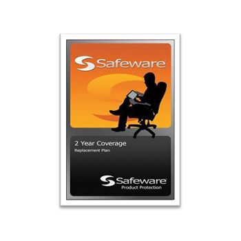 Safeware 2-Year Protection Plan for a product with purchase price up to $400 (ORANGE)