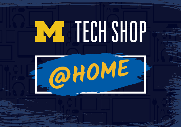Get expert advice before you buy with Tech Shop @Home